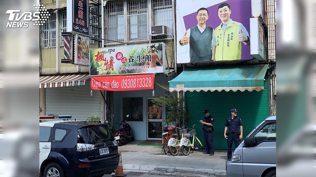 圖/警方提供 鳳山里長遇襲逮4人 警初步調查排除選舉暴力