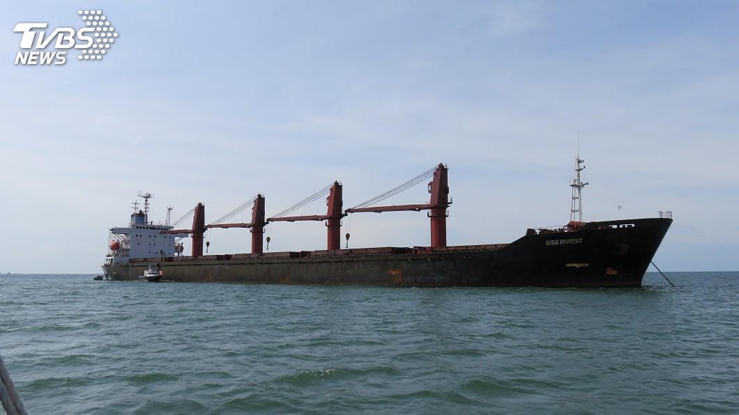 圖/達志影像路透社 美國扣押北韓貨輪「智誠號」 紐約法院判充公
