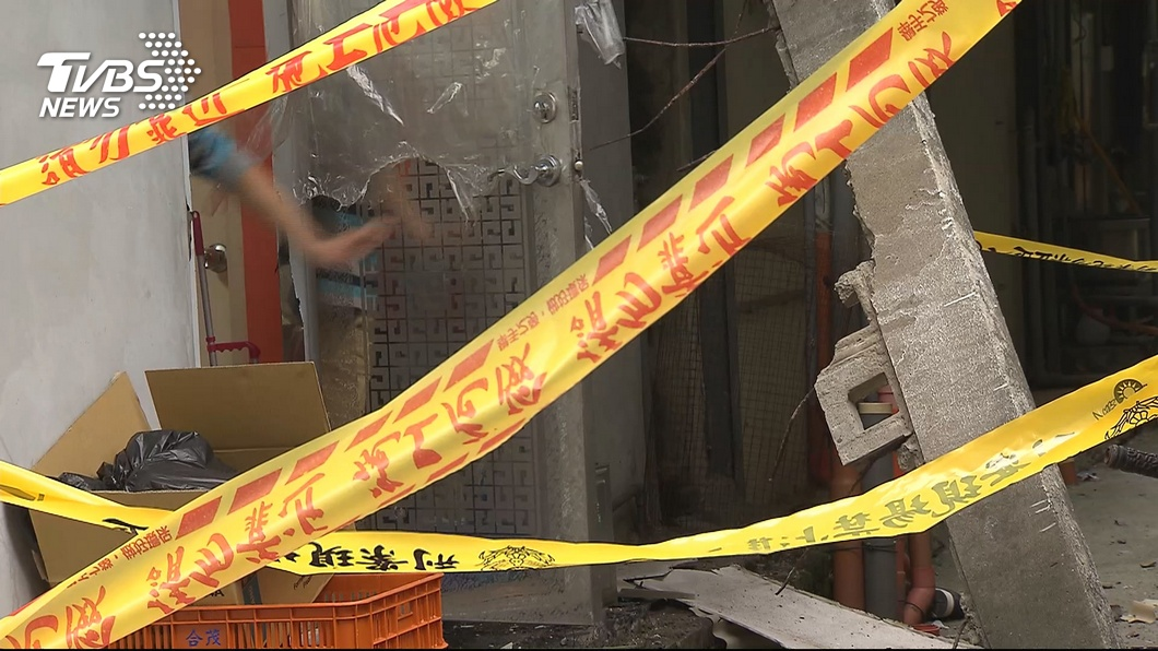 921是台灣人民最難忘記的大地震事故之一。圖/TVBS資料畫面 買「921前的房子」不怕死? 網友反推:比新房堅固