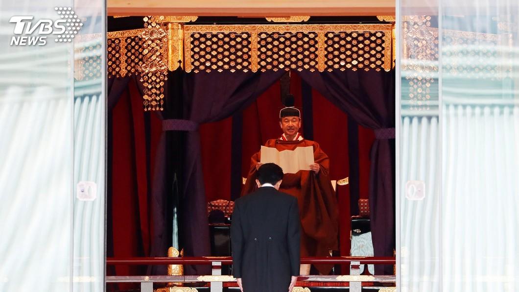 圖/達志影像美聯社 只有日皇即位才亮相 一窺「高御座」的秘密