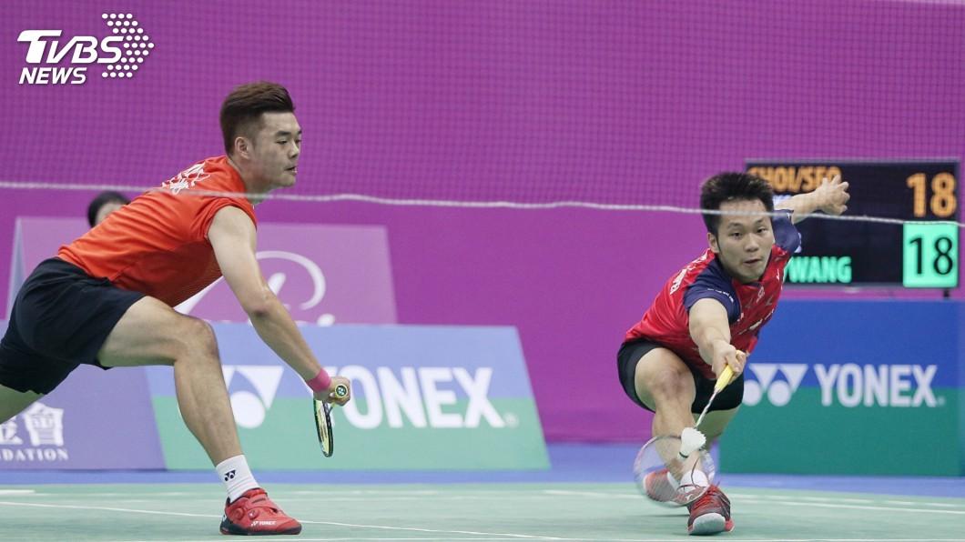 羽球巡迴賽台灣拿15冠 李洋、王齊麟男雙4冠最多
