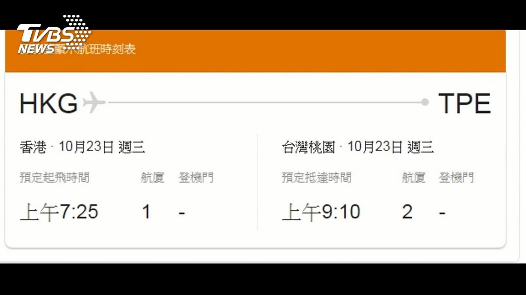 早買好機票! 長榮828乘客赫見「陳同佳」