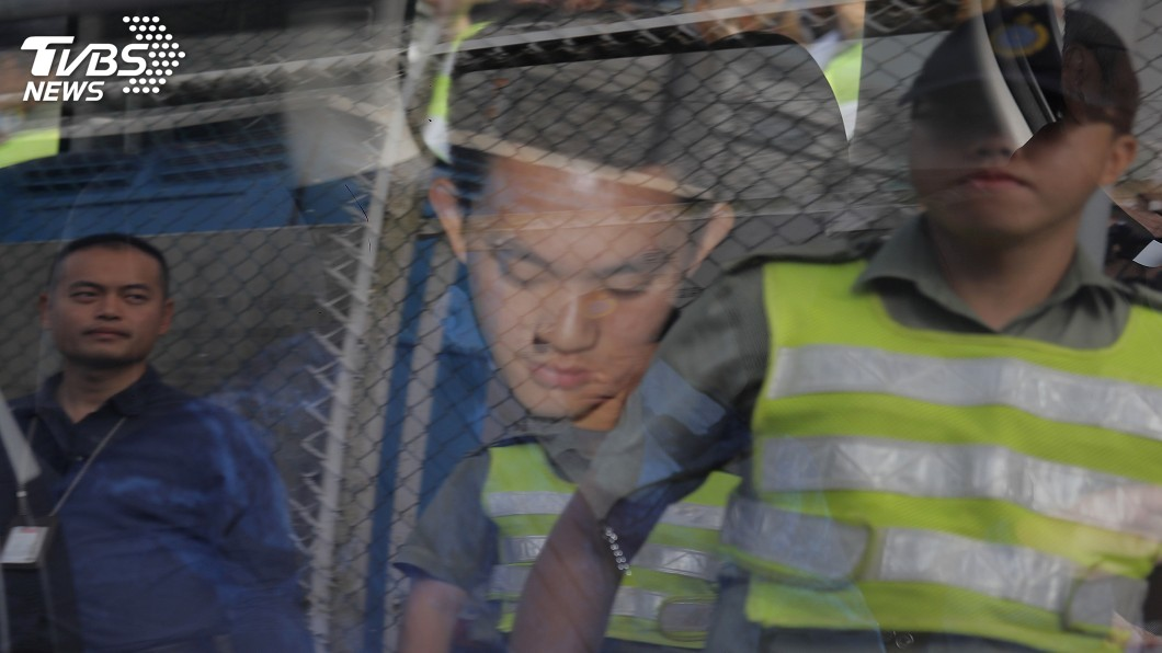 圖/達志影像美聯社 陳同佳出獄 法務部籲港府履行承諾提供協助