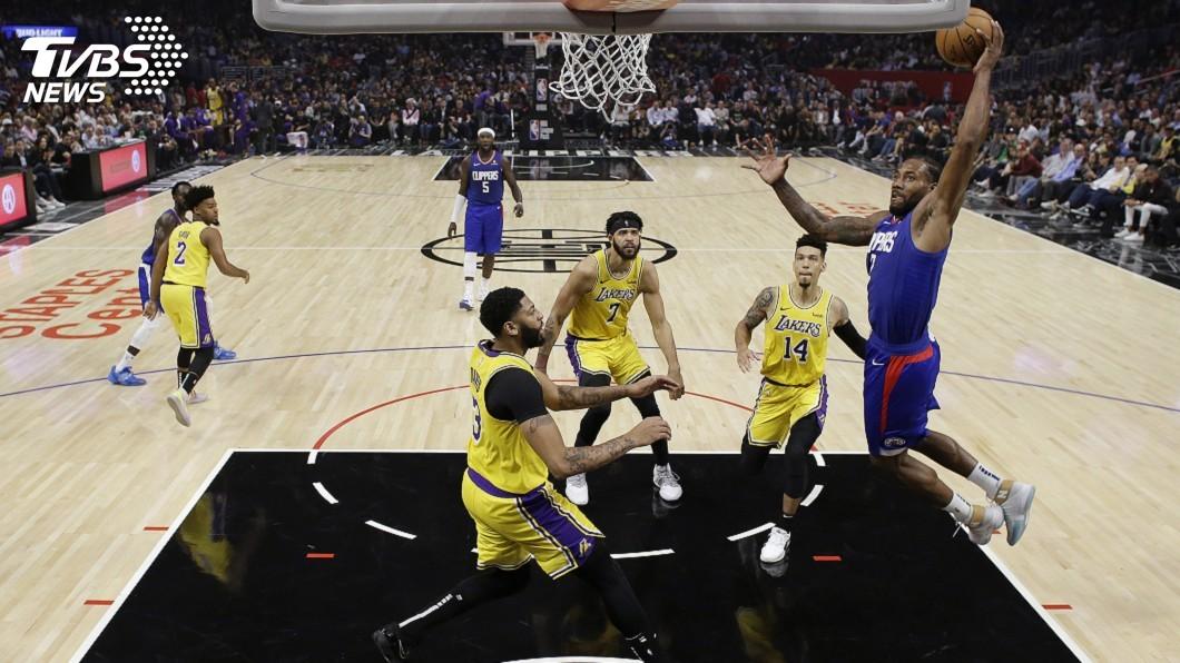 圖/達志影像美聯社 NBA開幕賽 央視、騰訊首場均未直播