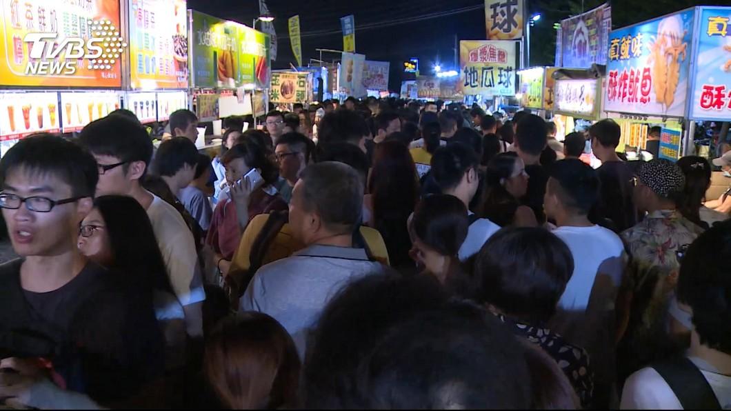 示意圖/TVBS 夜市抵用券促進觀光 經濟部估帶動消費17.4億元