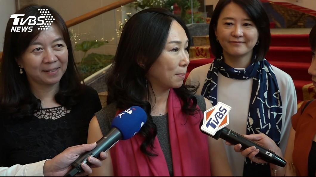 圖/TVBS資料畫面 李佳芬代夫菲律賓會僑胞 馬英九11月也將訪菲
