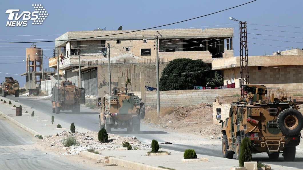 圖/達志影像路透社 土耳其承諾在敘北永久停火 川普宣布解除制裁