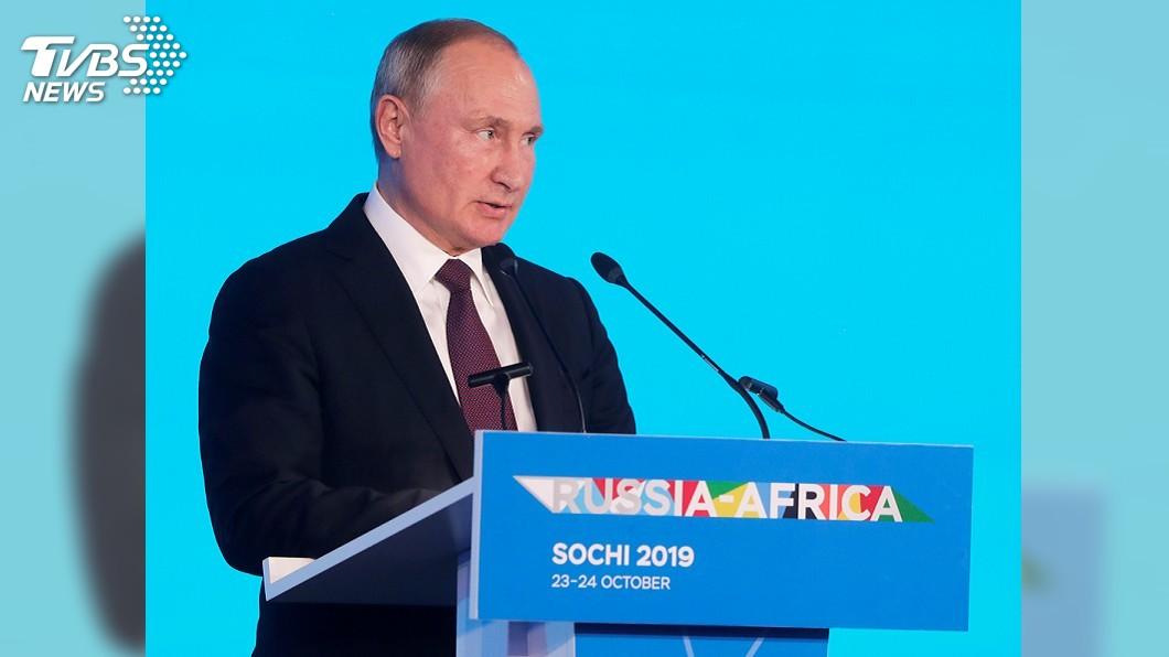 圖/達志影像路透社 普欽召開俄非峰會 戰略轟炸機遠赴南非秀實力