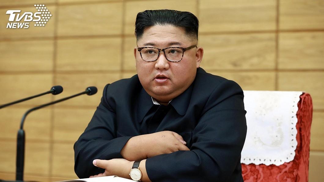 圖/達志影像美聯社 非核化談判破局 金正恩:與川普仍相互信任