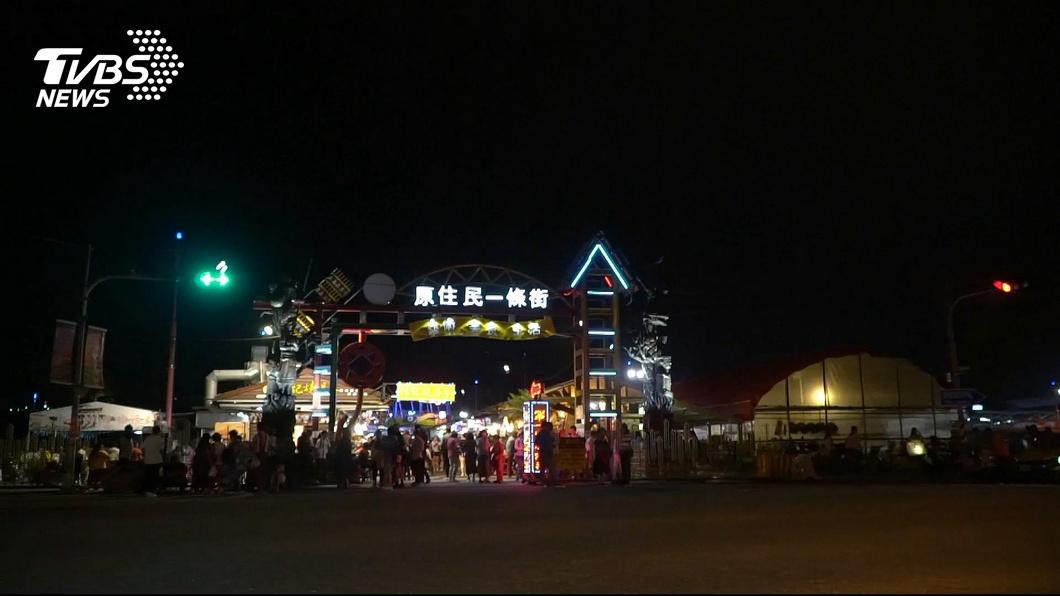 圖/TVBS 400攤應有盡有 東大門夜市滿滿原民風味