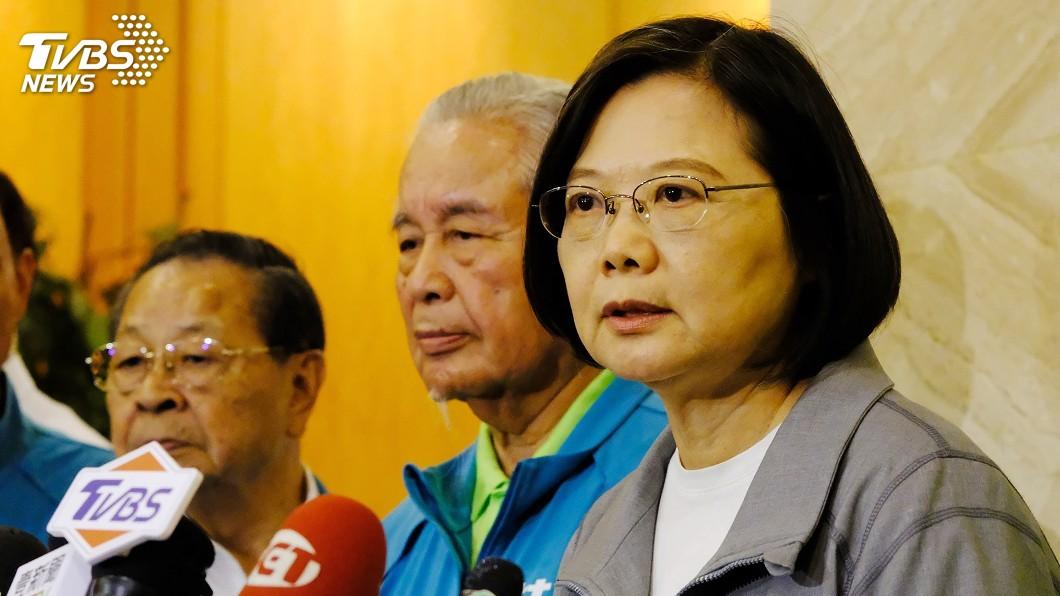 陳同佳案爭議 蔡總統:政府處理立場沒髮夾彎問題