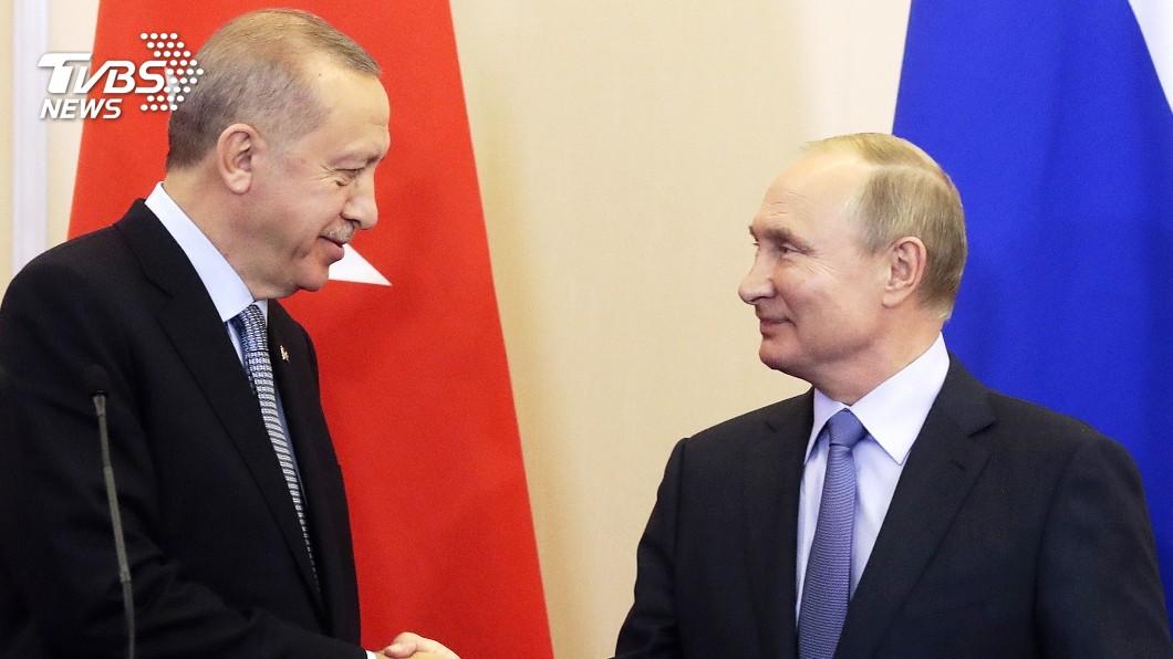 圖/達志影像美聯社 美國抽身敘土戰局 俄羅斯進駐成最大贏家