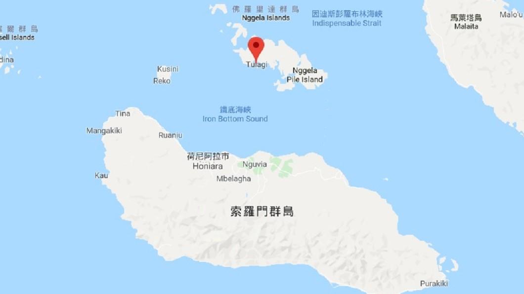 圖/Google map 中企租下整座島 索羅門政府:合約違法應立即終止
