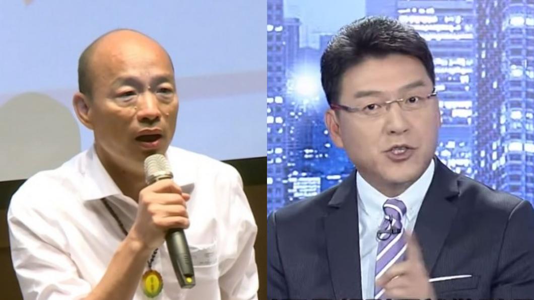 圖/TVBS、《新聞面對面》YouTube 批10分鐘惹議!謝震武霸氣回應:邀韓上節目談政見