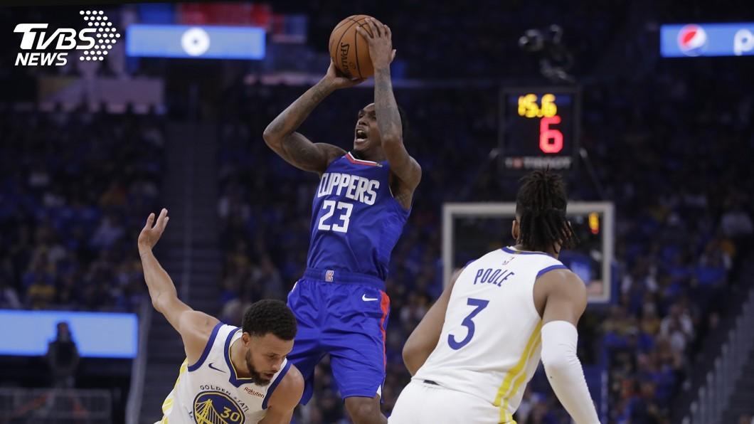 圖/達志影像美聯社 NBA勇士新主場首戰出師不利 19分慘敗快艇