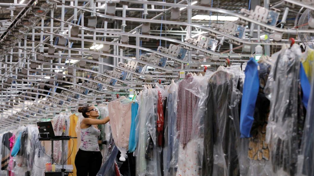 圖/達志影像路透 大數據顛覆服飾業! 設計師「看數據做衣服」