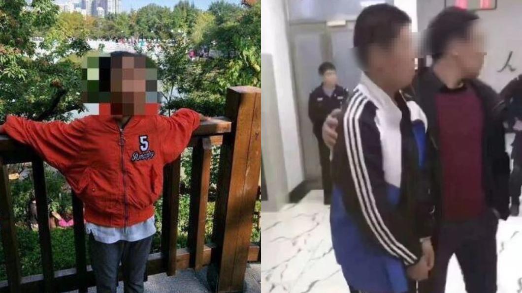 13歲蔡姓少年企圖侵犯1名11歲王姓女童。圖/翻攝自微博 求歡遭拒!13歲少年狠殺女童「裝塑膠袋棄屍」