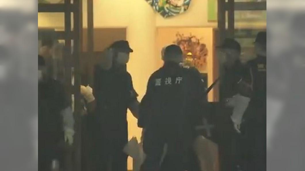 圖/翻攝自NHKニュース推特 日本又傳隨機砍人! 男子脖子遭劃傷倒路邊