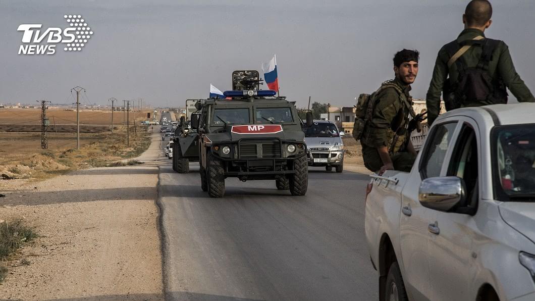 圖/達志影像美聯社 土耳其支援敘抗軍遭控犯戰爭罪 IS恐死灰復燃