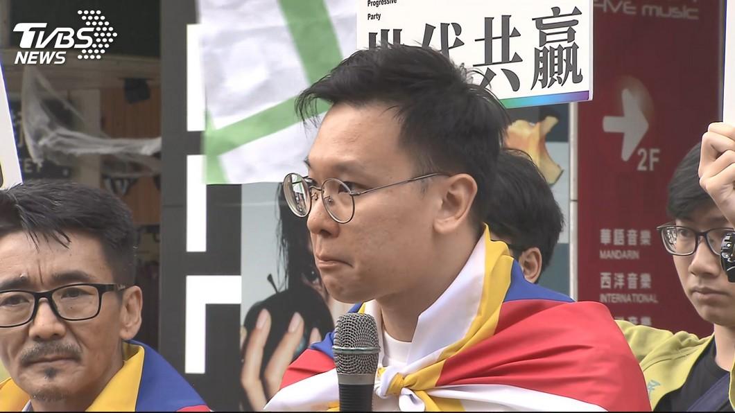 民進黨副秘書長林飛帆,圖/TVBS資料照 民進黨不分區名單漏了他? 林飛帆回應了