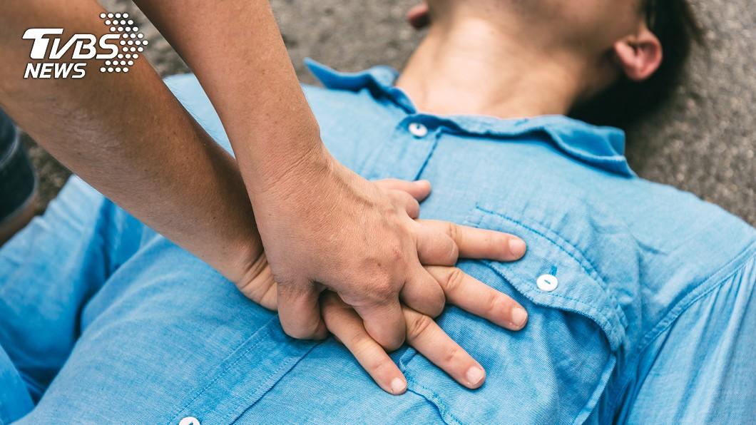 示意圖/TVBS 快訊/兒童心跳停止意外頻傳 CPR救活率增1倍