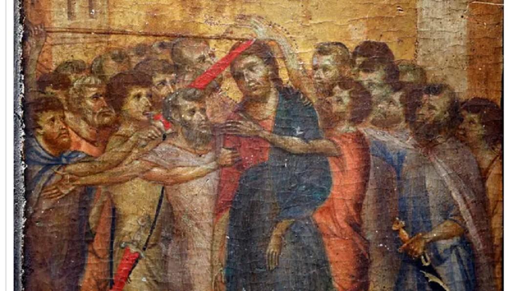 圖/翻攝自 theguardian 灶腳挖到「13世紀名畫」 8億成交屋主秒變富婆