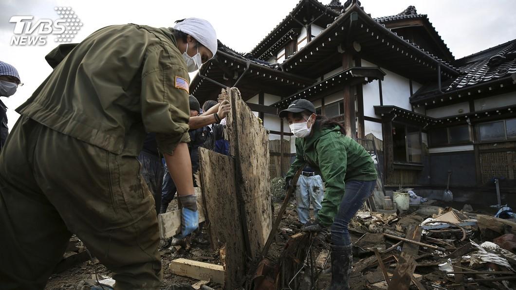 圖/達志影像美聯社 日光、箱根遊客不去了? 颱風重創日本觀光
