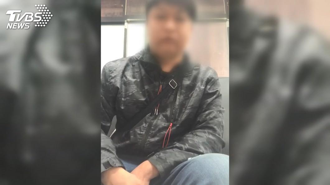圖/TVBS 快訊/虐殺9貓惹眾怒 男無錢交保改限制住居