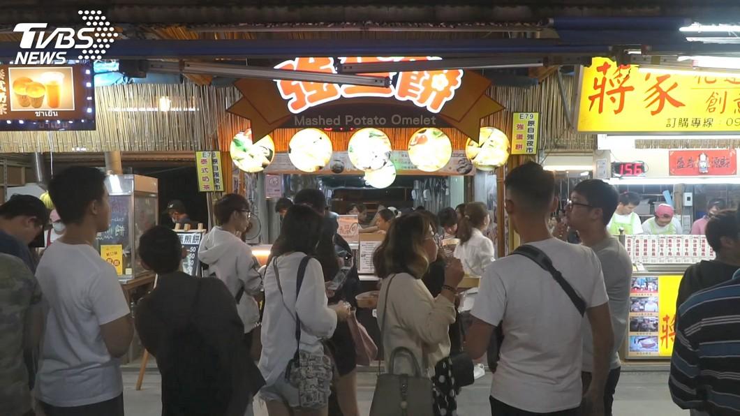 圖/TVBS 夜市券補「陸客消費缺口」 預計再發400萬張