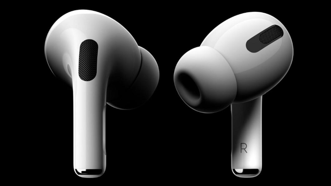 圖/翻攝自蘋果官網 AirPods Pro新耳機可主動降噪 即將在台上市