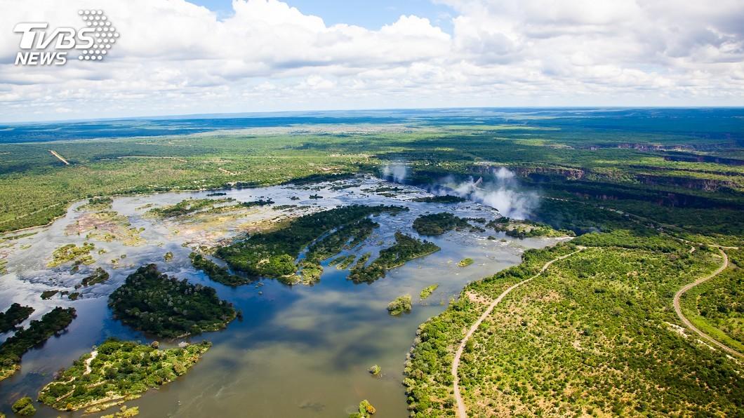 示意圖/TVBS 人類的「故鄉」找到了! 20萬年前誕生於非洲波札那