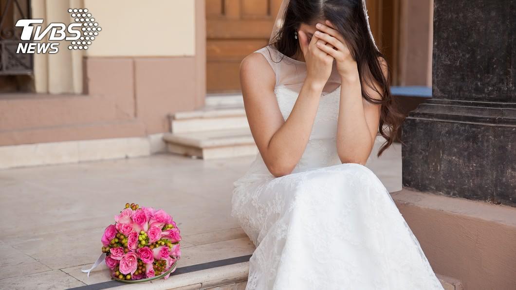 示意圖/TVBS 新娘禮服「尺寸不合」文定毀了 店家故意整人網全怒