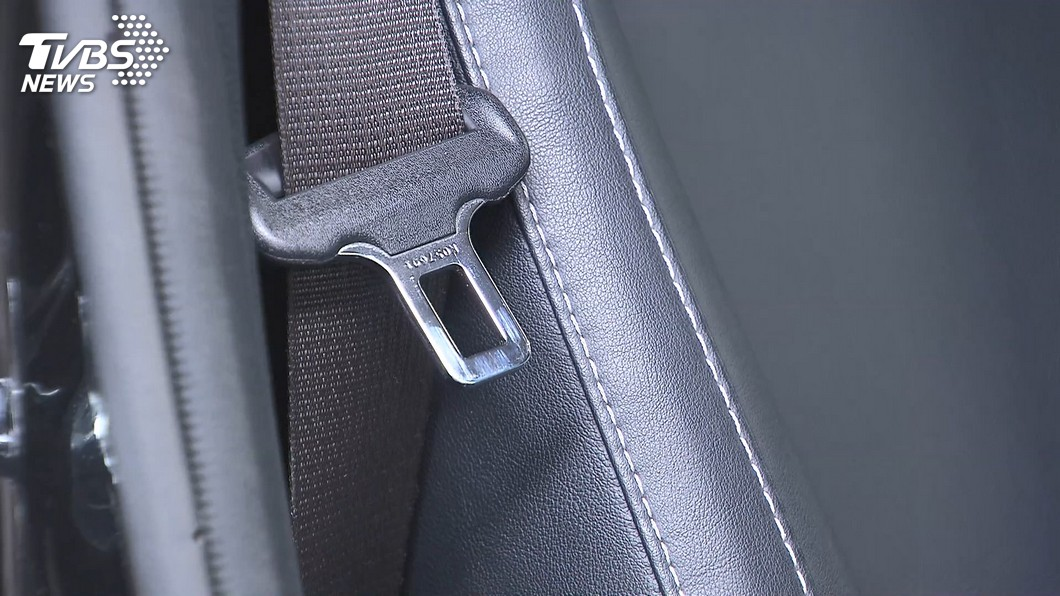 繫妥安全帶絕對是上路最重要的一件事。(圖片來源/ TVBS) 又是沒繫安全帶! 上半年國道事故死亡6成都與它有關