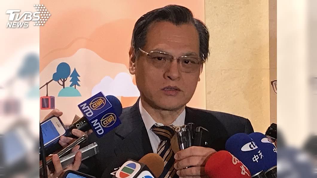 圖/中央社 中共文工團來台 陳明通:若不符許可目的可中止
