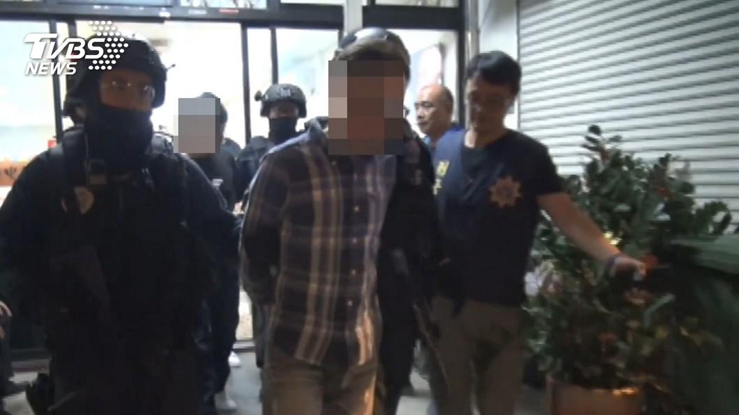圖/TVBS資料畫面 涉直播主之亂3嫌 分遭聲押發監執行交保