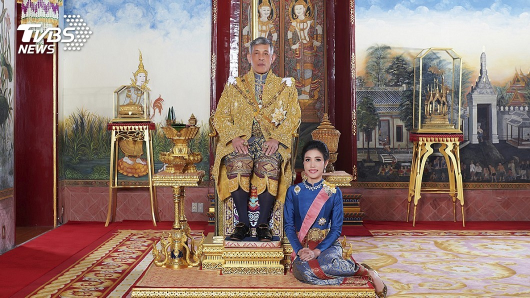 圖/達志影像美聯社 廢妃後泰王再開鍘 王室守衛通姦遭開除
