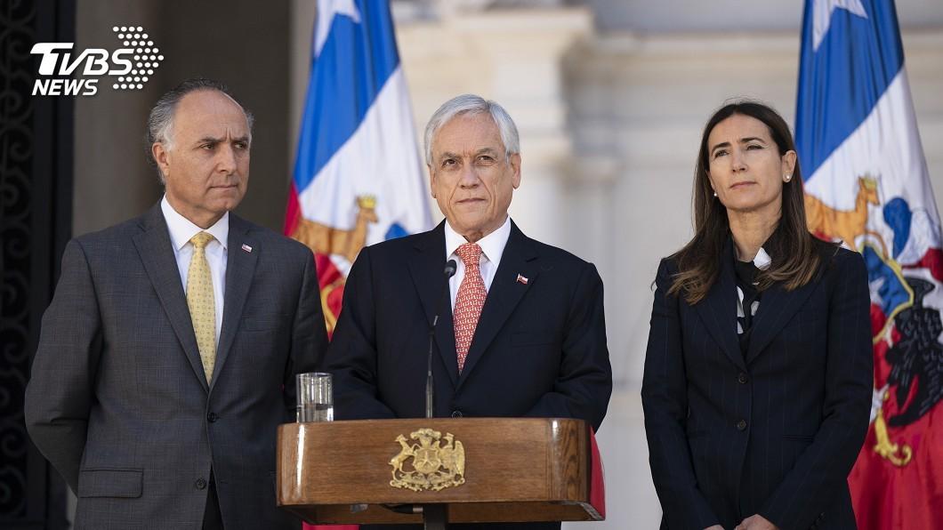 圖/達志影像美聯社 抗議示威難平息 智利取消APEC、氣候大會