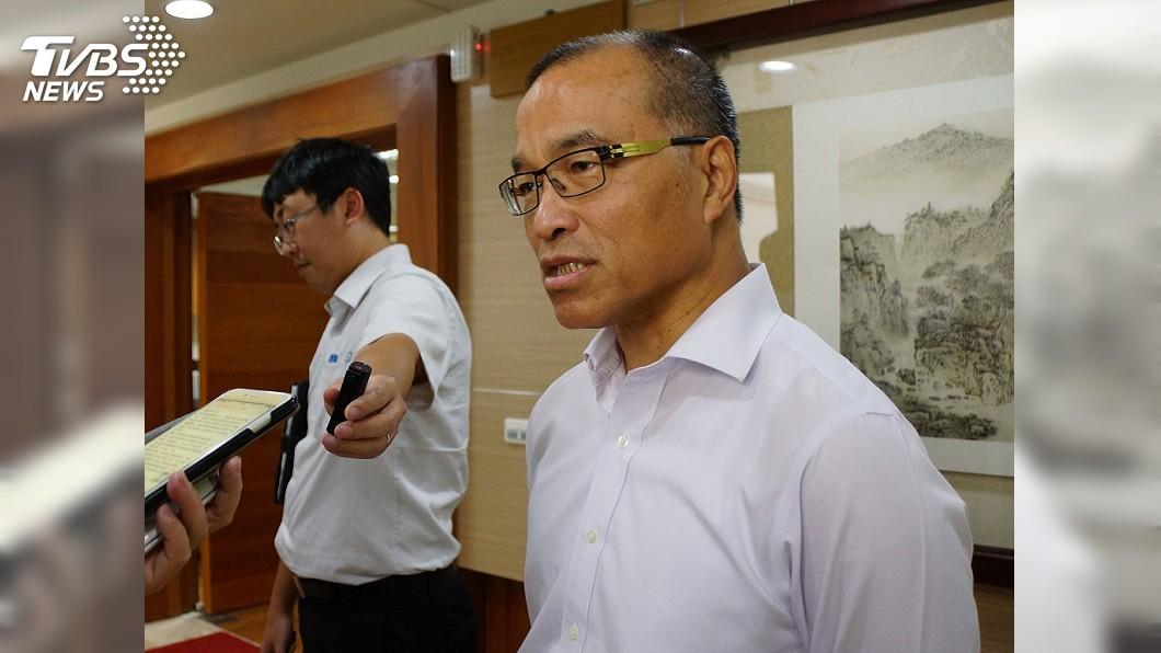 圖/中央社 綠議員質疑非代理市長 葉匡時:代行職權無虞