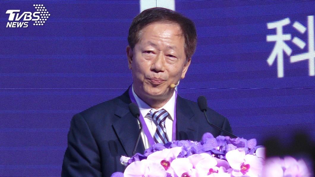 台積電董事長劉德音。(圖/中央社) 劉德音:地緣政治問題恐墊高成本 台廠需提升能力