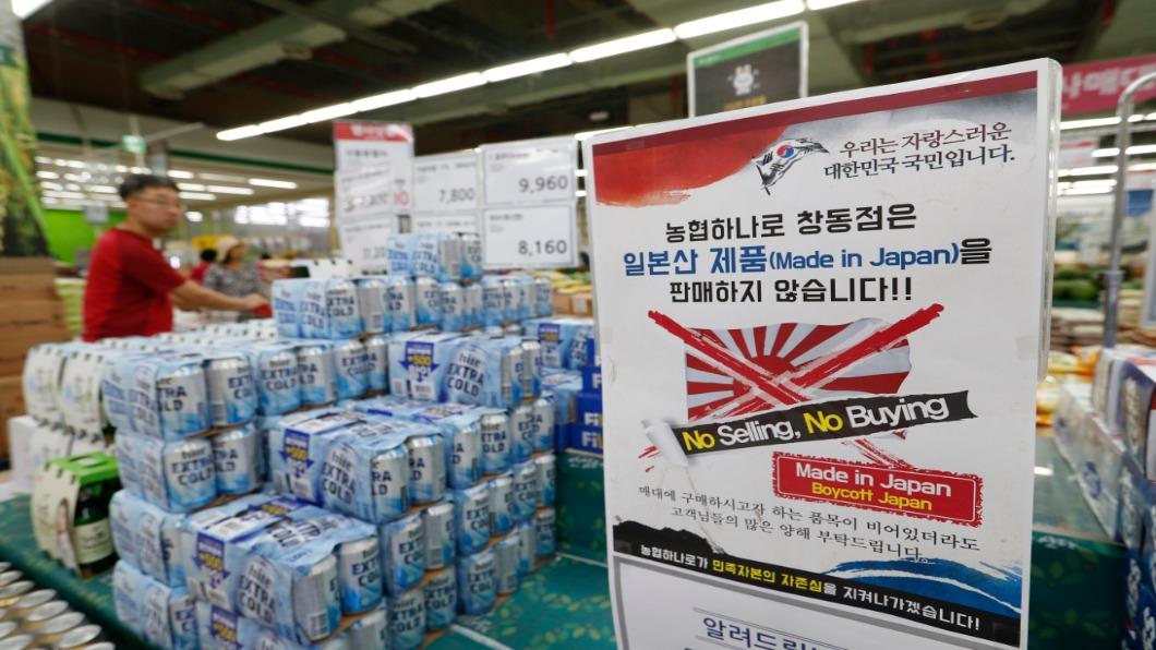 圖/達志影像美聯社 日韓關係凍!廉航推168元票價 日啤出口暴跌