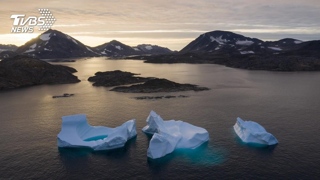 圖/達志影像美聯社 全球暖化再不踩煞車 30年後海水恐淹沒3億人