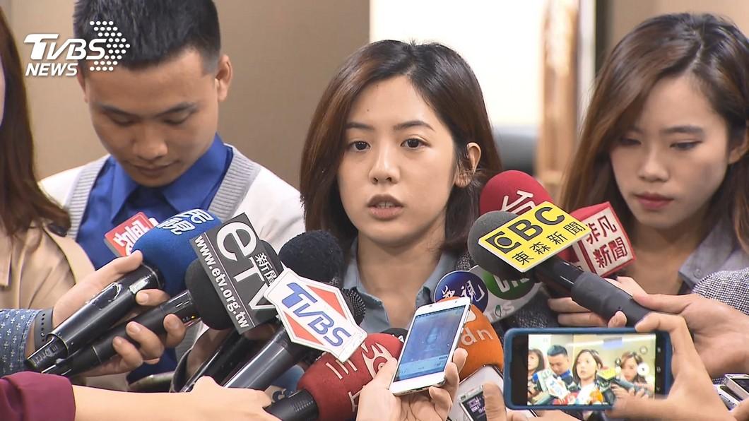 圖/TVBS資料畫面 很受傷!戀情遭指「小三、姦情」 黃瀞瑩考慮提告