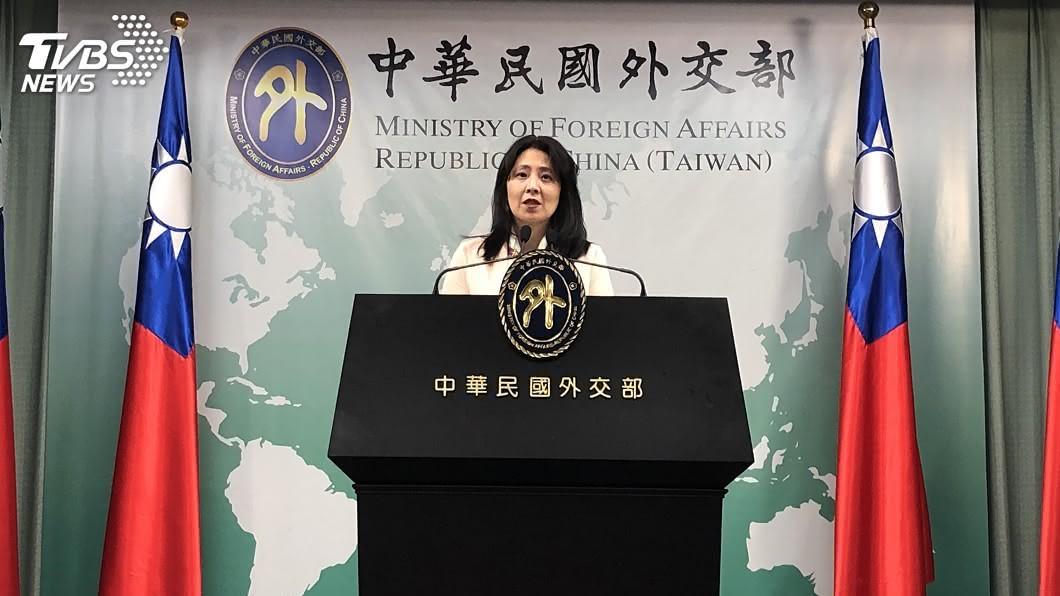 外交部發言人歐江安。(圖/中央社) 拉美80多位政要學者挺台 外交部:德不孤必有鄰