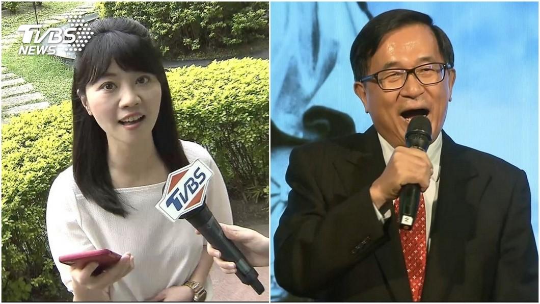 高嘉瑜在政論節目上批扁,陳水扁回應,一切都是因為12年前的舊怨讓她懷恨在心。(圖/TVBS) 高嘉瑜批扁「被仇恨蒙蔽」 扁:她懷恨12年前舊怨