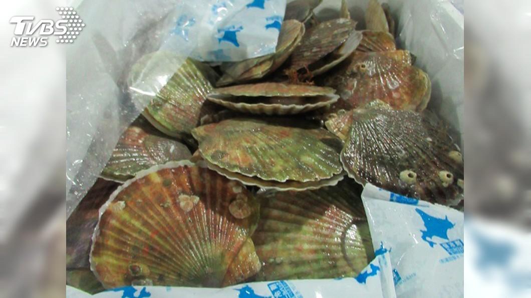 圖/食藥署提供 美日農漁產重金屬超標 乾燥花瓣驗出違法色素