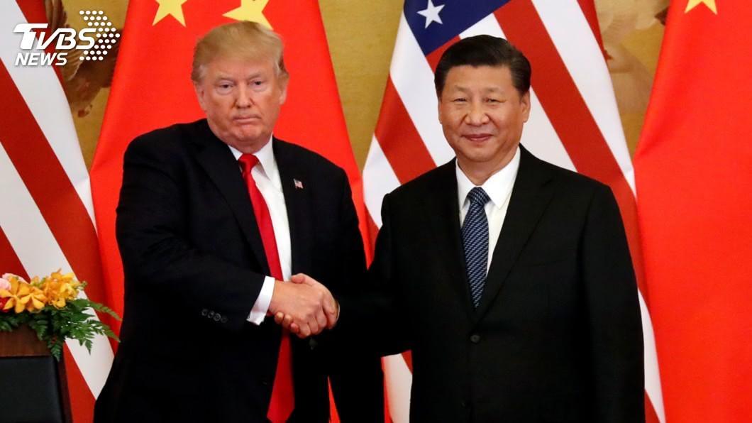 圖/達志影像路透社 川普想在自家簽美中貿易協議 恐淪北京籌碼