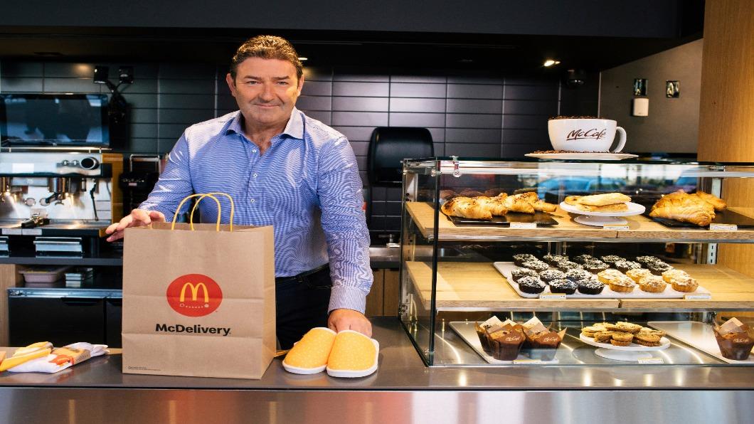 圖/達志影像美聯社 CEO愛上女部屬被開除 麥當勞股價挫3%