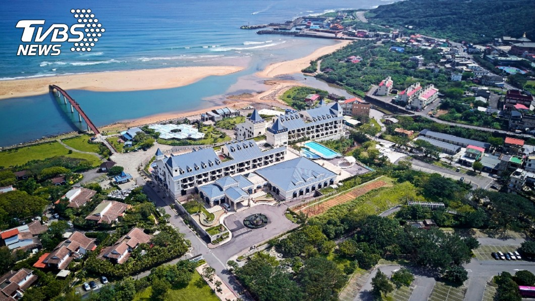 圖/福容大飯店福隆店提供 本島唯一海底溫泉 東北角秋遊新體驗