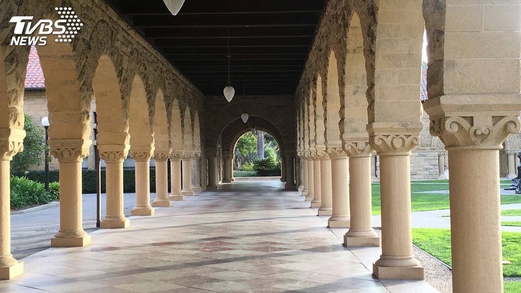 圖為107年1月26日的史丹佛大學校園一景。圖/中央社 叫它「金地主」! 史丹佛大學登矽谷第一地產大戶