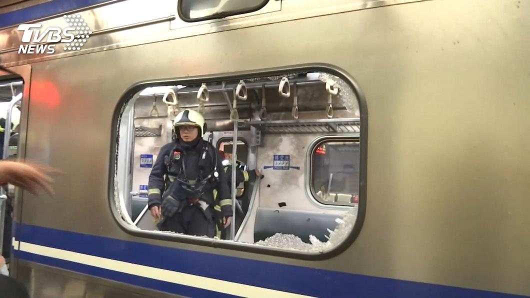 圖/TVBS 台鐵爆炸案!女燒傷、損聽力 求償63萬國賠